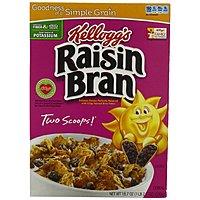 Amazon Deal: Kellogg's Cereal: 3-Pack 18.7oz Raisin Bran $6.70 or 3-Pack 18oz Corn Flakes