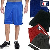 13deals.com Deal: Young Men's Champion Performance Shorts $5.99 + Free Shipping