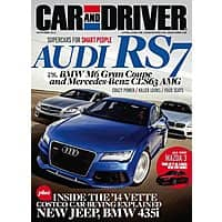 TopMags Deal: Magazines: Car & Driver, Motor Trend or Road & Track