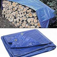 13deals.com Deal: 5-Pack 5'x7' All Purpose Woven Polyethylene Tarps w/ Metal Grommets $12 + Free Shipping