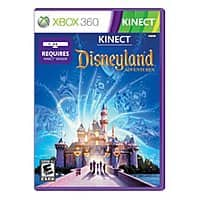 TigerDirect Deal: Xbox 360 Kinect Videogames: Disneyland Adventures or Kinect Sports