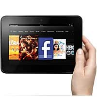 Amazon Deal: 16GB Amazon Kindle Fire HD 7