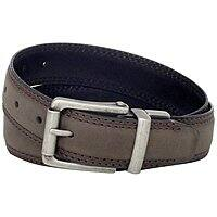 Amazon Deal: Men's Dickies Limestone Reversible Leather Belt