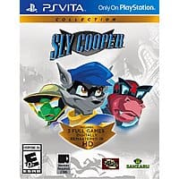 Best Buy Deal: Sly Cooper Collection (PS Vita)