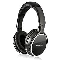 BuyDig Deal: Nakamichi BT304 Wireless Bluetooth Headphones (Black)