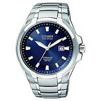 Amazon Deal: Citizen Men's Titanium Eco-Drive Watch