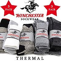 13deals.com Deal: 9-Pairs Winchester Men's Thermal Socks