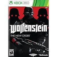 GameFly Deal: Wolfenstein: The New Order (Used: Xbox 360 or PS3)