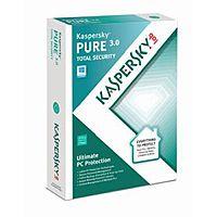 Frys Deal: Kaspersky Pure 3.0 (3-PC)
