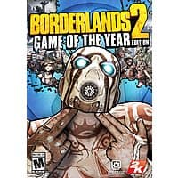 Green Man Gaming Deal: PCDD Games: Borderlands 2: Game of the Year $8, Murdered: Soul Suspect