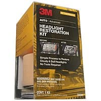 Amazon Deal: 3M Headlight Restoration Kit