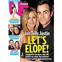 DiscountMags Deal: Magazines: US Weekly, OK, or Star