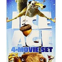 Amazon Deal: Ice Age Movie Collection (Blu-ray)