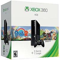 Newegg Deal: Microsoft Xbox 360 4GB Console w/ Peggle 2 + 12-Month Xbox Live Gold Membership