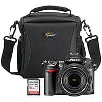 Best Buy Deal: Nikon D7000 DSLR Camera w/ 18-140mm VR Lens + Camera Bag + 16GB SDHC Memory Card