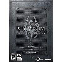 Amazon Deal: The Elder Scrolls V: Skyrim Legendary Edition (PC Digital Download)