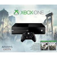 Best Buy Deal: Xbox One Assassin's Creed Unity Bundle + $50 Best Buy Gift Card + Destiny Game