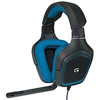 Amazon Deal: Logitech G430 Over-the-Ear Gaming Headset