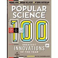 DiscountMags Deal: Popular Science Magazine: 3yrs. $12, 2yrs. $9 or 1yr.