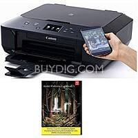 BuyDig Deal: Canon MG6620 Wireless AIO Printer + Photoshop PEPE 12 or Lightroom 5