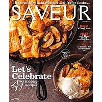DiscountMags Deal: Saveur Magazine