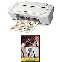 BuyDig Deal: Canon MG2520 Inkjet All-In-One Printer + Adobe Photoshop Elements 12 $55 + Free Shipping
