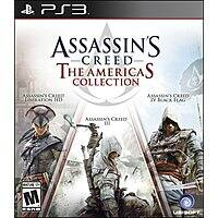 Amazon Deal: Assassin's Creed: The Americas Collection (PS3)
