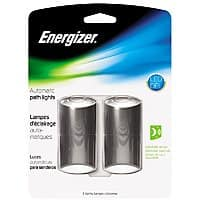 Deal Genius Deal: 2-Pack of Energizer Energy Efficient Automatic LED Path Lights