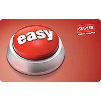 eBay Deal: Gift Cards: $100 Staples GC $85, $50 Applebees GC