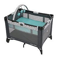 Amazon Deal: Graco Pack N Play Playard with Bassinet (Tinker)