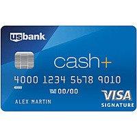 US Bank Deal: $100 Cash Back w/ US Bank Cash+ Visa Signature Credit Card Approval