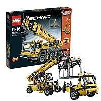 Amazon (UK) Deal: LEGO Technic Mobile Crane MK II Set