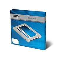 TigerDirect Deal: 250GB Crucial BX100 2.5