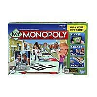 Target Deal: My Monopoly Board Game