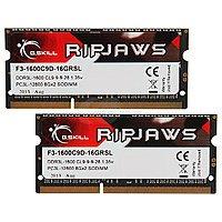 Newegg Deal: 16GB (2x8GB) G.SKILL Ripjaws DDR3L 1600 Laptop Memory