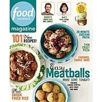 DiscountMags Deal: Food Network Magazine: 3-Yrs $18, 2-Yrs