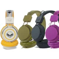 Tanga Deal: Subjekt TNT Over-Ear Headphones with Mic (various colors)