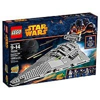 Target Deal: LEGO Star Wars Coupon: $10 off $50: Imperial Star Destroyer $102, AT-AT