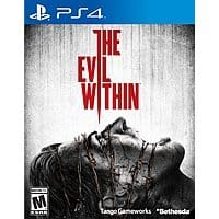 GameFly Deal: The Evil Within (Used: PS4, Xbox One, PS3 or Xbox 360)