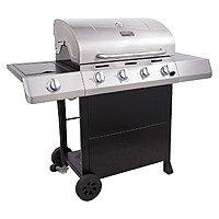 Target Deal: Char-Broil 48,000 BTU 4-Burner Gas Grill with Side Burner