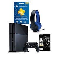 GameStop Deal: PlayStation 4: The Last of Us Bundle w/ 1-Year PS Plus + Silver Wired Headset