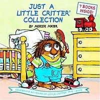 Amazon Deal: Just a Little Critter Collection (Hardcover Book)