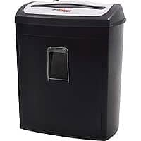 Staples Deal: InfoGuard 8-Sheet Cross-Cut Shredder with Pullout Bin
