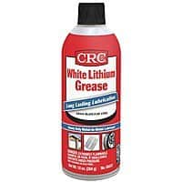 Amazon Deal: 10oz CRC 5037 White Lithium Grease Spray