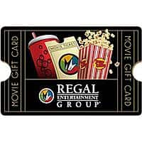 Newegg Deal: $25 Regal Cinemas Gift Card