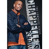 Amazon Deal: Chappelle's Show: The Complete Series (DVD)