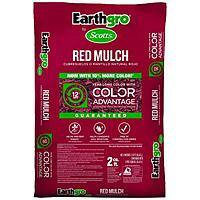 Home Depot Deal: Scotts Earthgro 2 cu. ft. Mulch (red, brown or black)