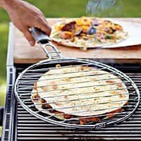 Williams-Sonoma Deal: Quesadilla Stainless Steel Grill Basket