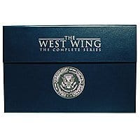 Amazon Deal: The West Wing: The Complete Series (DVD)