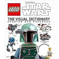 Amazon Deal: LEGO Star Wars: The Expanded Visual Dictionary (Hardcover)
